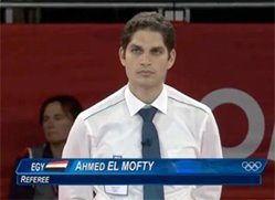 Mr. Ahmed El Mofty